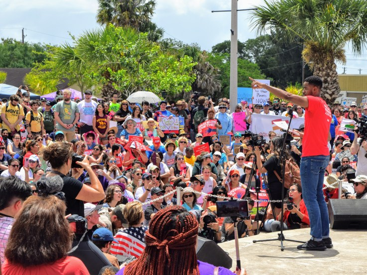 Families Belong Together Rally 72