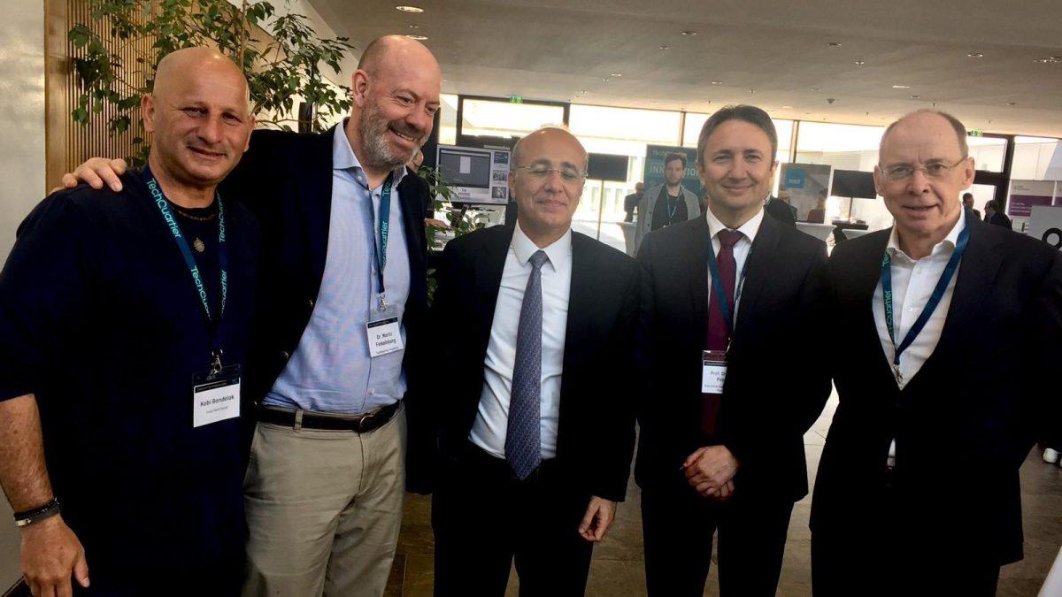 """הממונה על רשות שוק ההון ד""""ר משה ברקת, בכנס GIR19 בגרמניה: נאפשר לחברות Insurtech וחברות ביטוח בינלאומיות לפעול בישראל תחת הקלות רגולטוריות"""