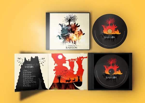 Babylon Music CD Cover