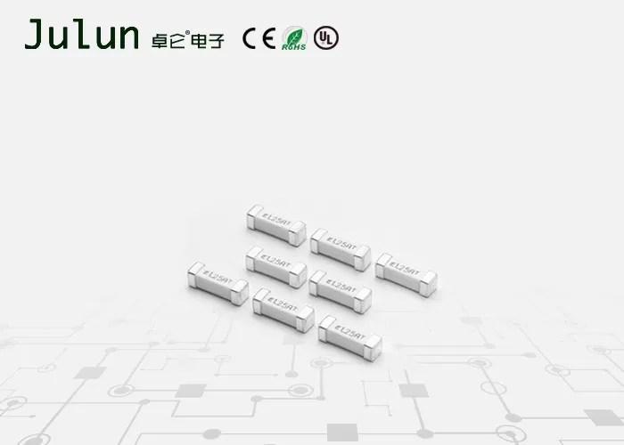 0.5A ~ 2A Chip 600V Electronic Circuit Board Bezpieczniki