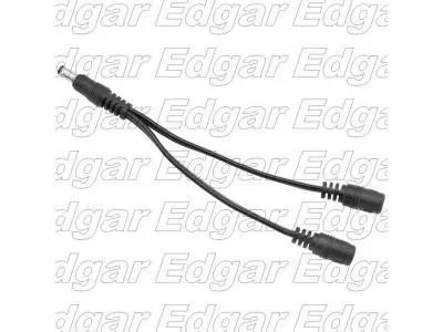 Firstgear Industrial Wire Harness Coax Splitter Dc Y Kabel