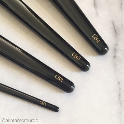 Furless Cosmetics Couture Base Essentials Kit (Foundation Brush Set) Review - Polish and Paws