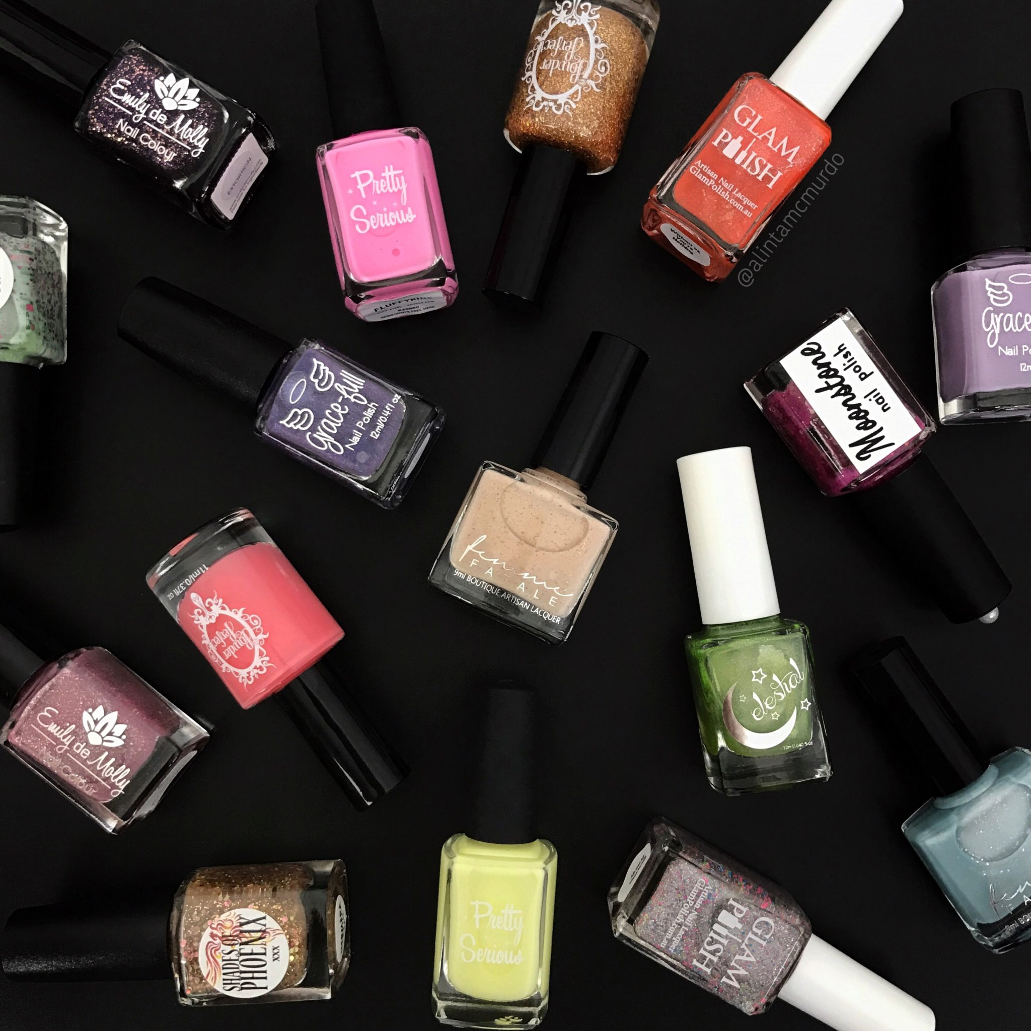 Guide To Australian Indie Nail Polish - Polish And Paws