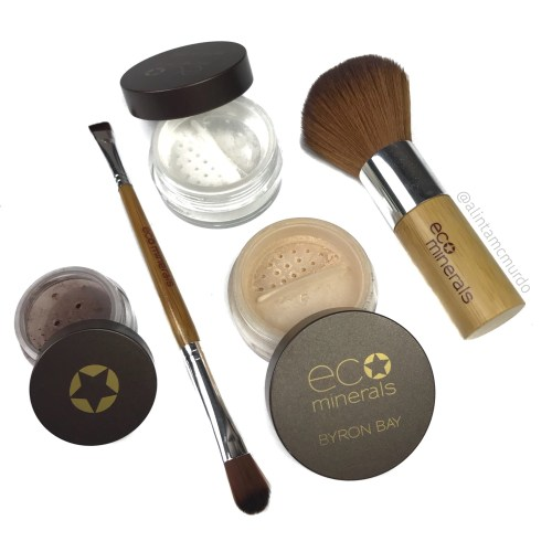 Eco Minerals natural, vegan and cruelty free makeup