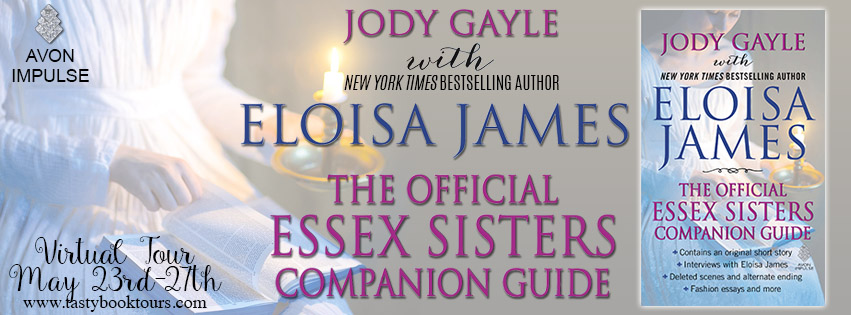 The Essex Sisters Official Companion Guide by Jodie Gayle with Eloisa James