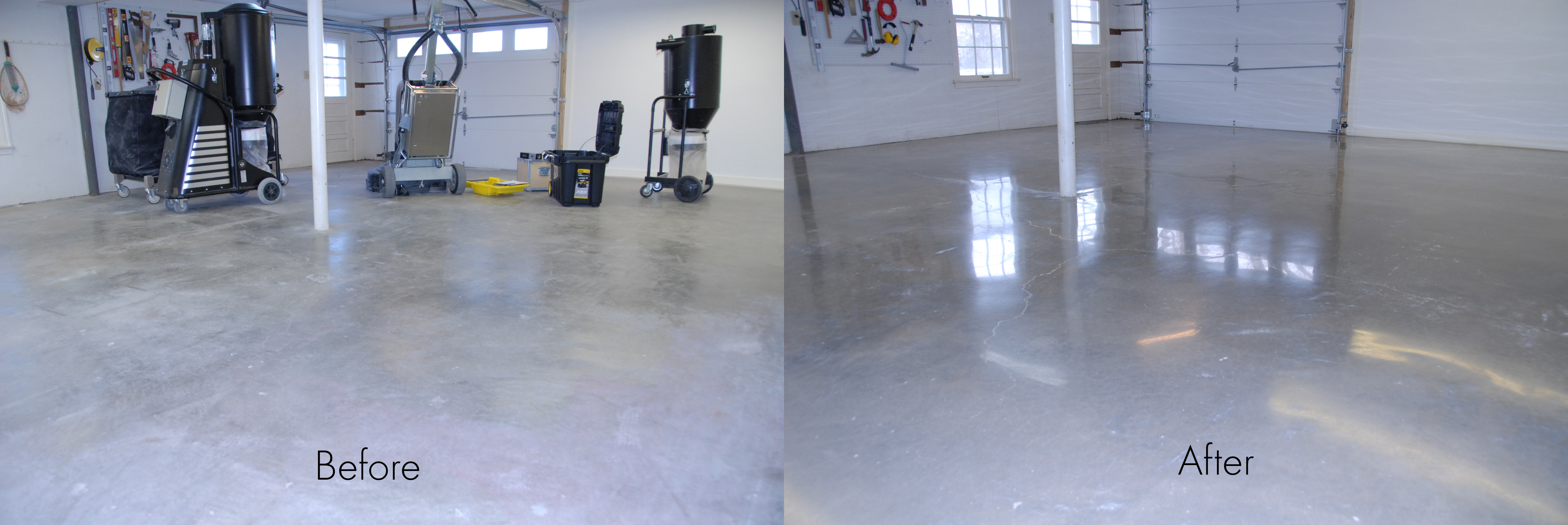 Polished Concrete Surfaces  I cant believe its Concrete