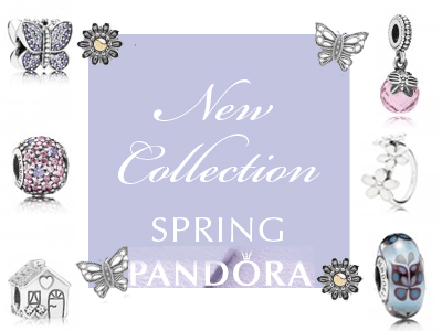 Pandora Spring Collection