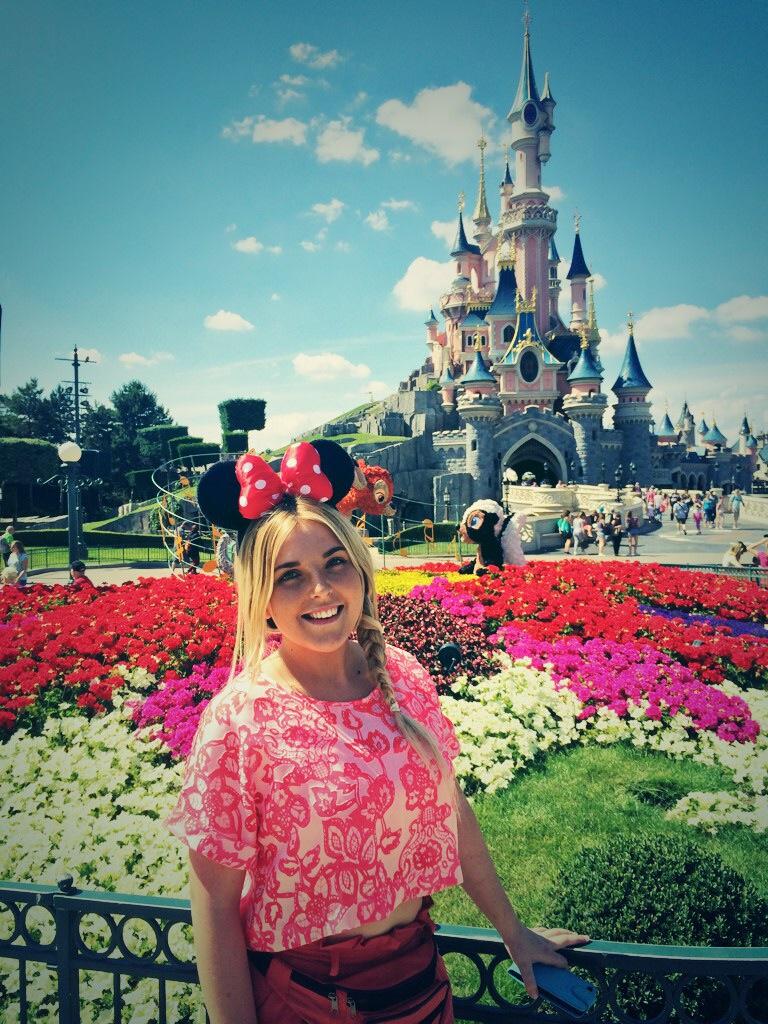 Two Days in Disneyland Paris