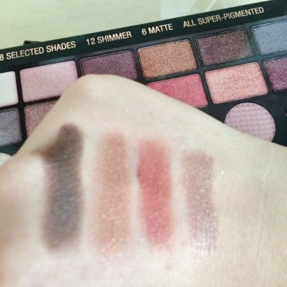 makeup revolution polished couture