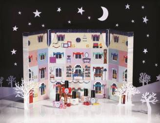 polished couture advent calendar