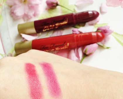 Too Faced Color Bomb Lip Tint