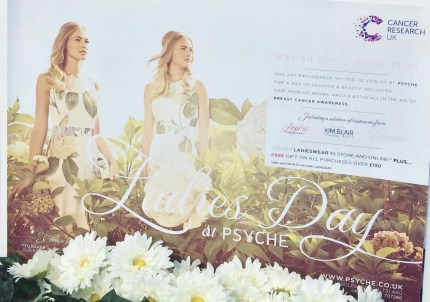 Ladies Day at Psyche