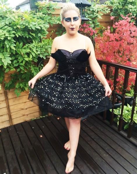 Halloween'15   Black Swan