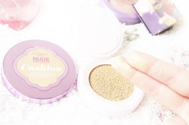 L'Oreal Cushion Foundation