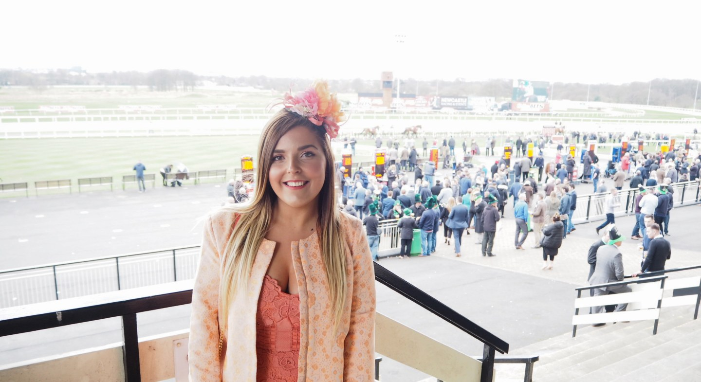 A day at the races…
