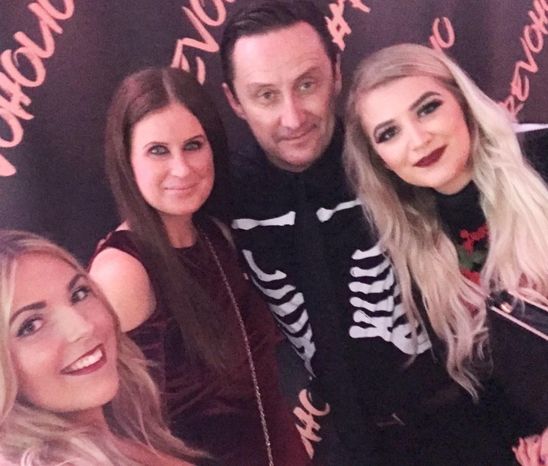 Halloween with Makeup Revolution