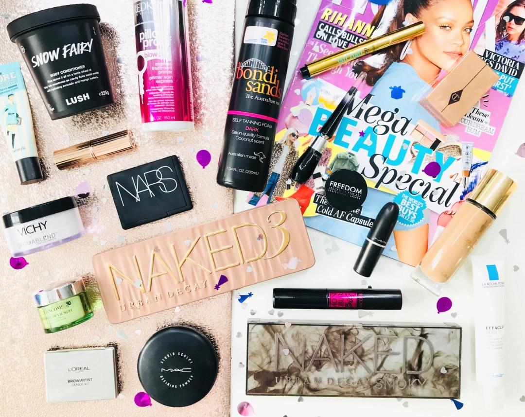 4th Blog Birthday – My Beauty Faves