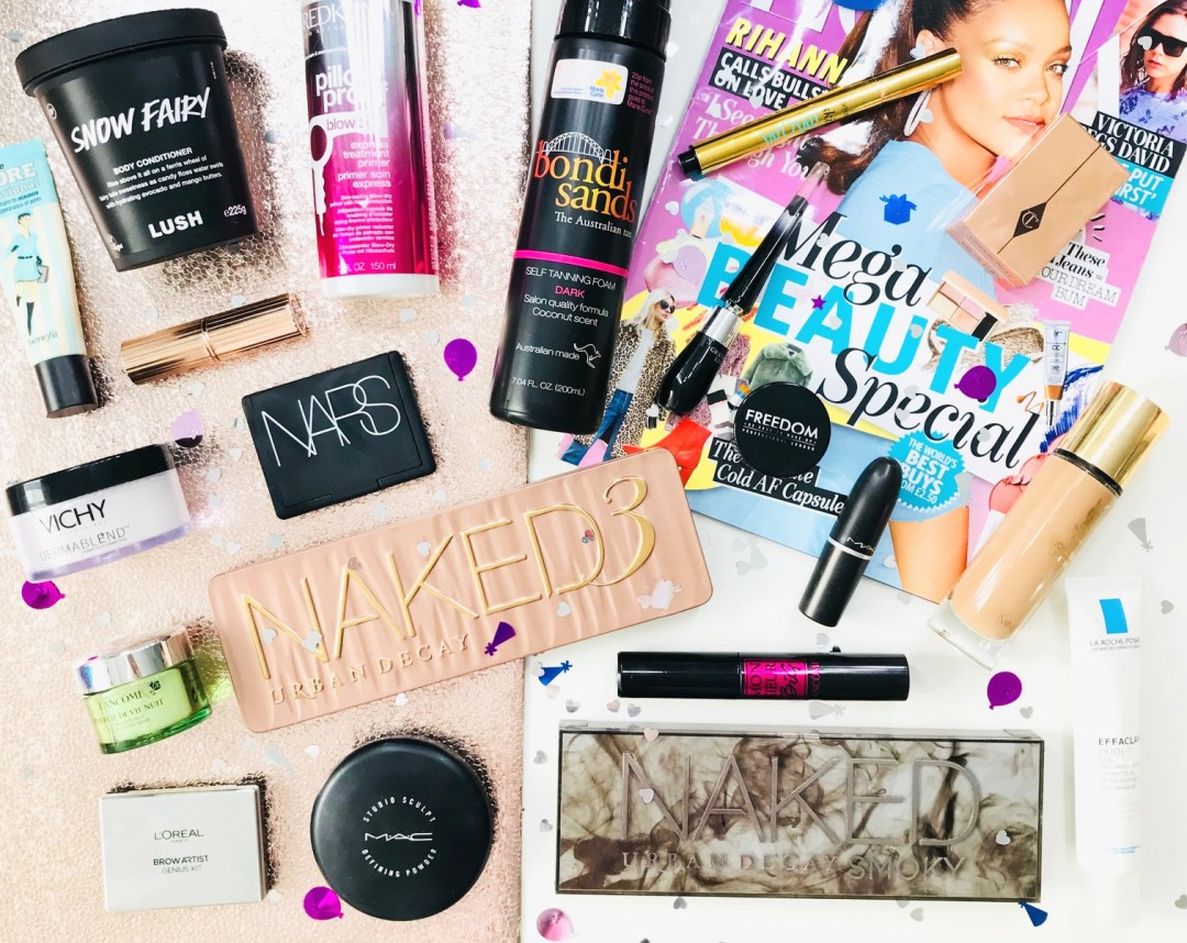 4th Blog Birthday – My Beauty Faves