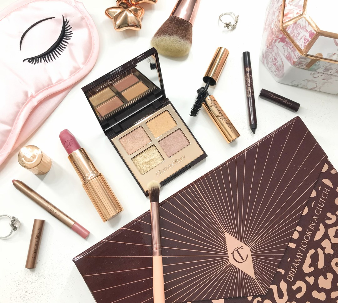 Charlotte Tilbury | Dreamy Look in a clutch