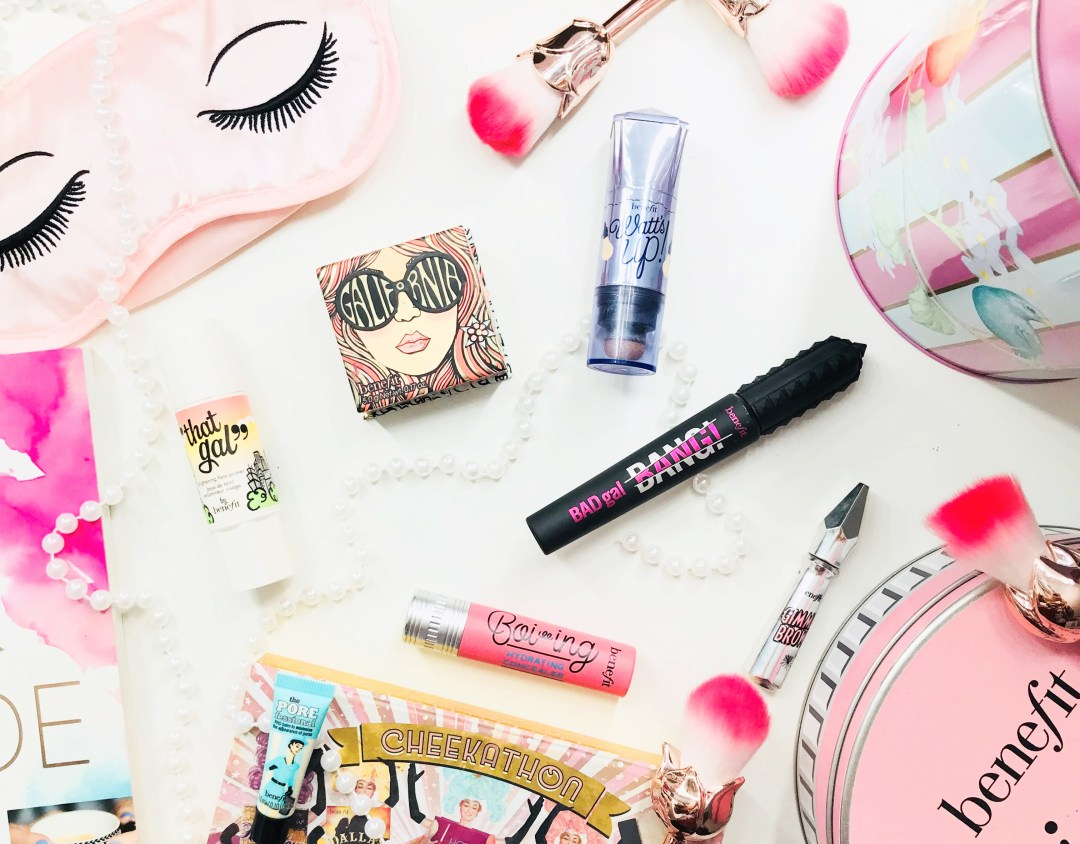 Benefit Cosmetics   Top Favourites