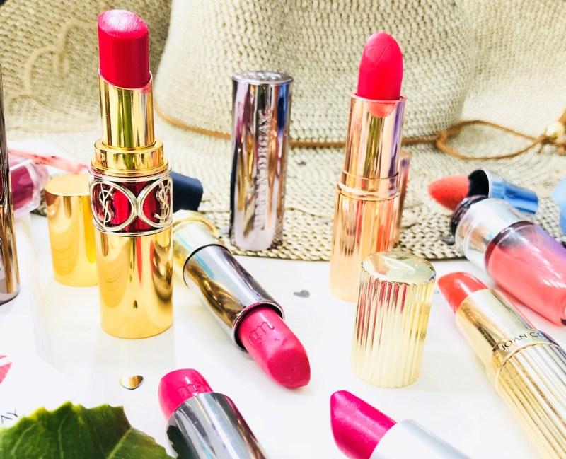 Must-have Summer Lipsticks