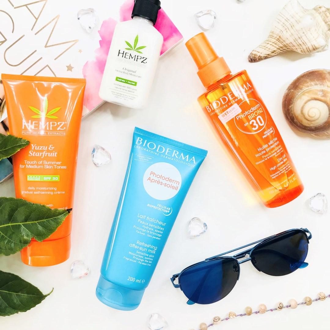 Summer Skincare Picks