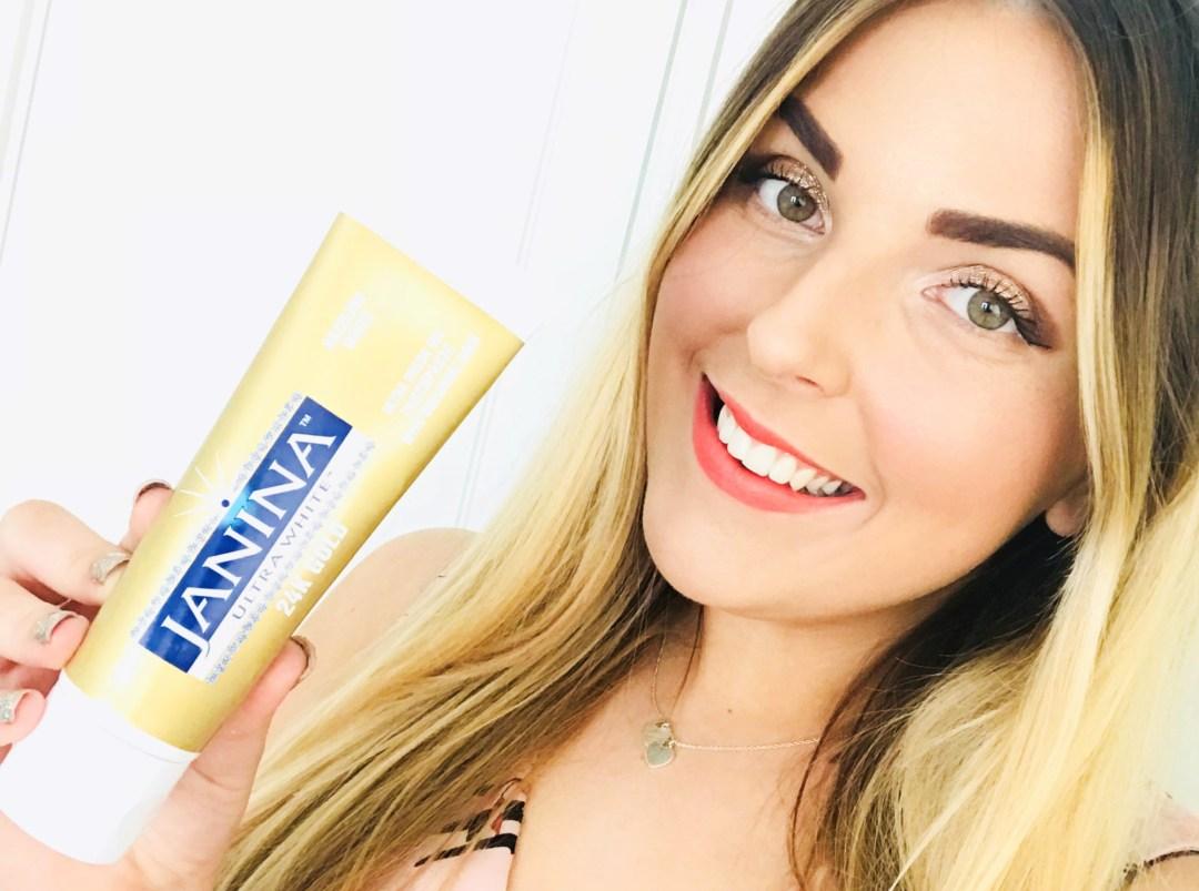 janina teeth whitening
