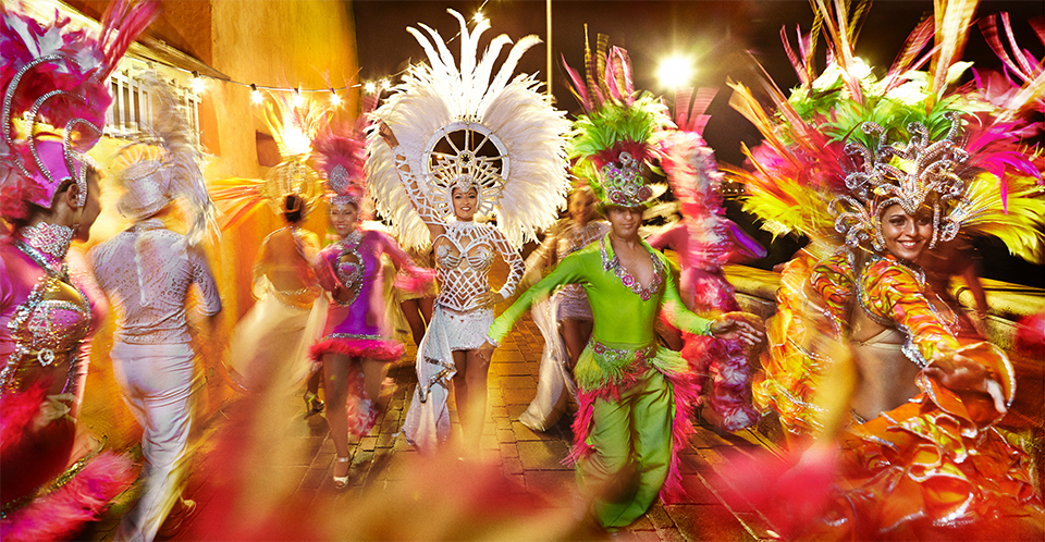 canary island carnival festival