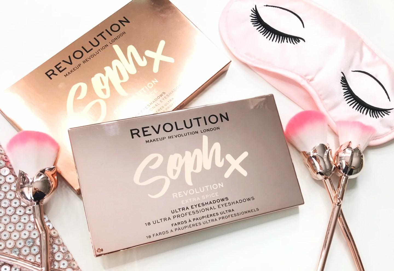 Revolution Soph X Extra Spice