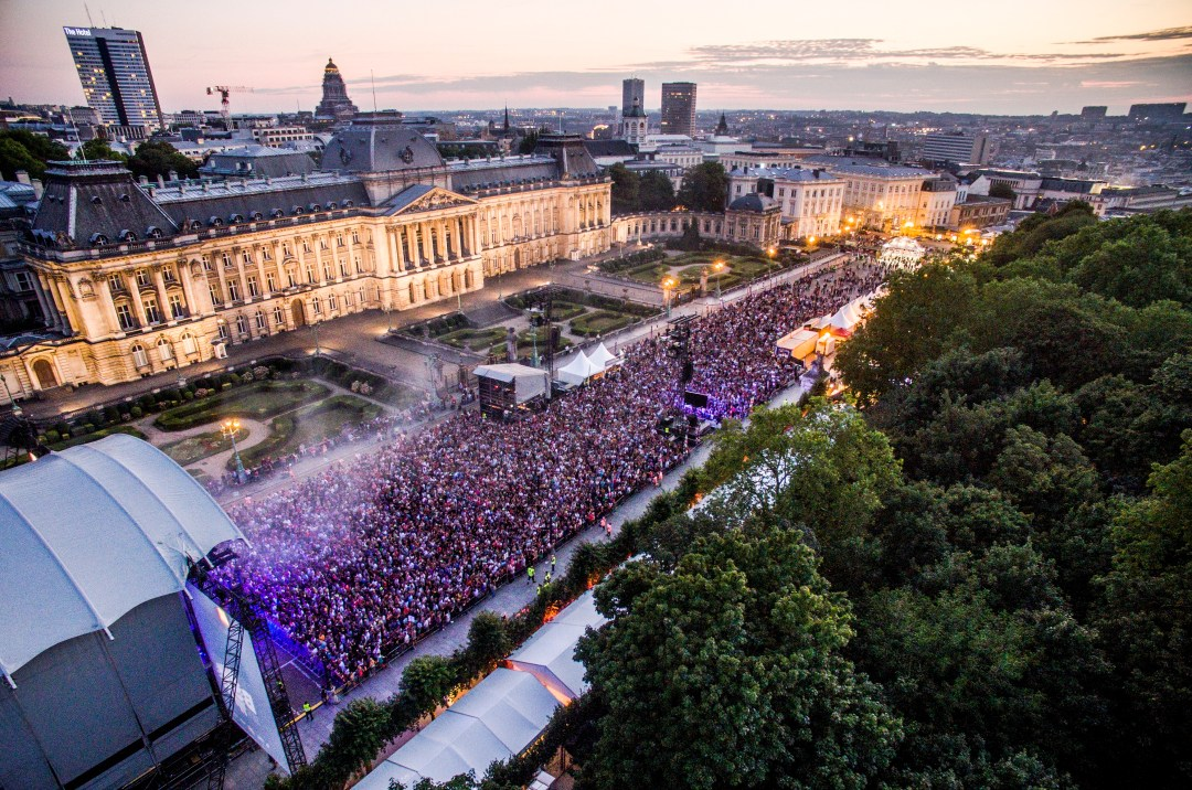 Brussel Summer Festival