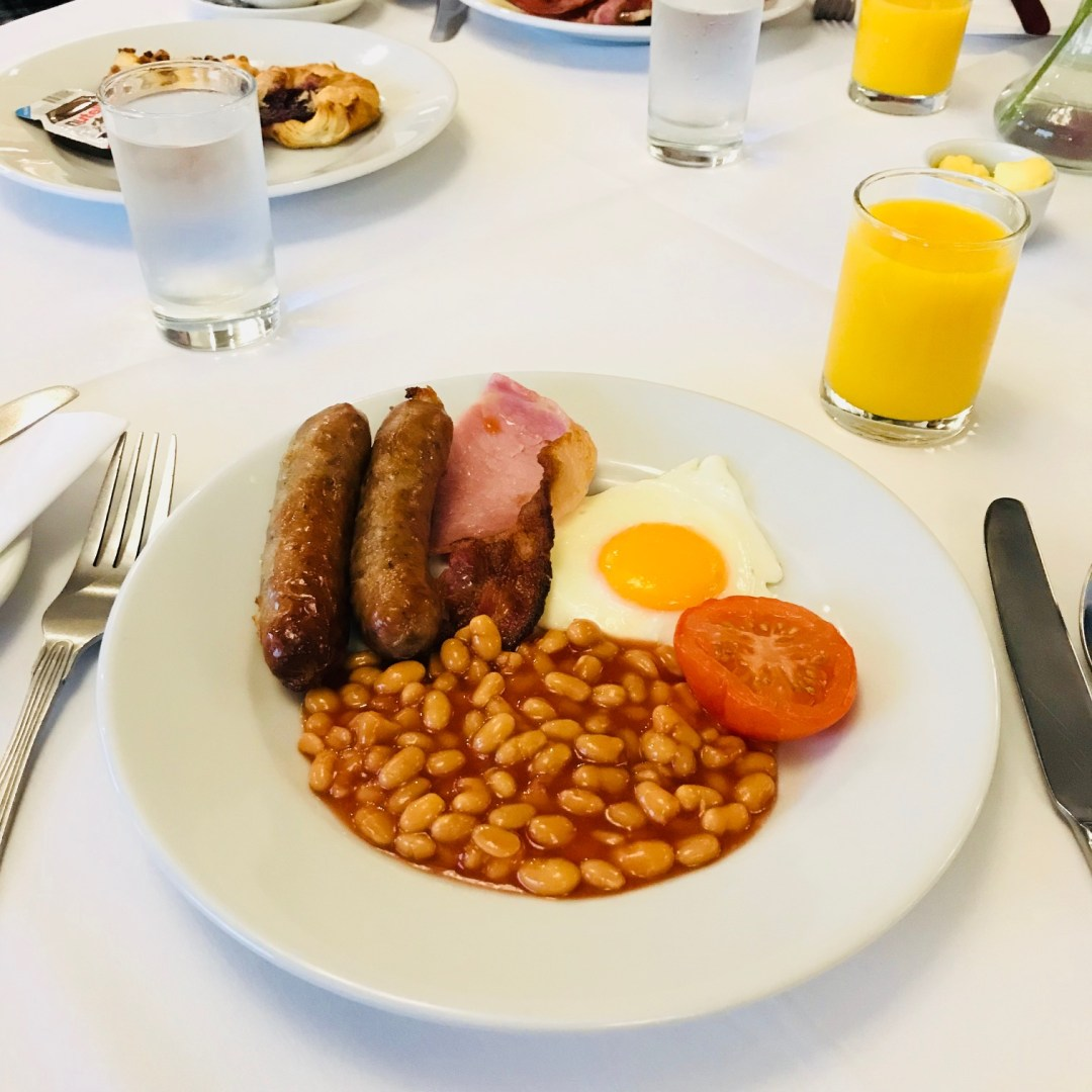 Beech hill hotel breakfast