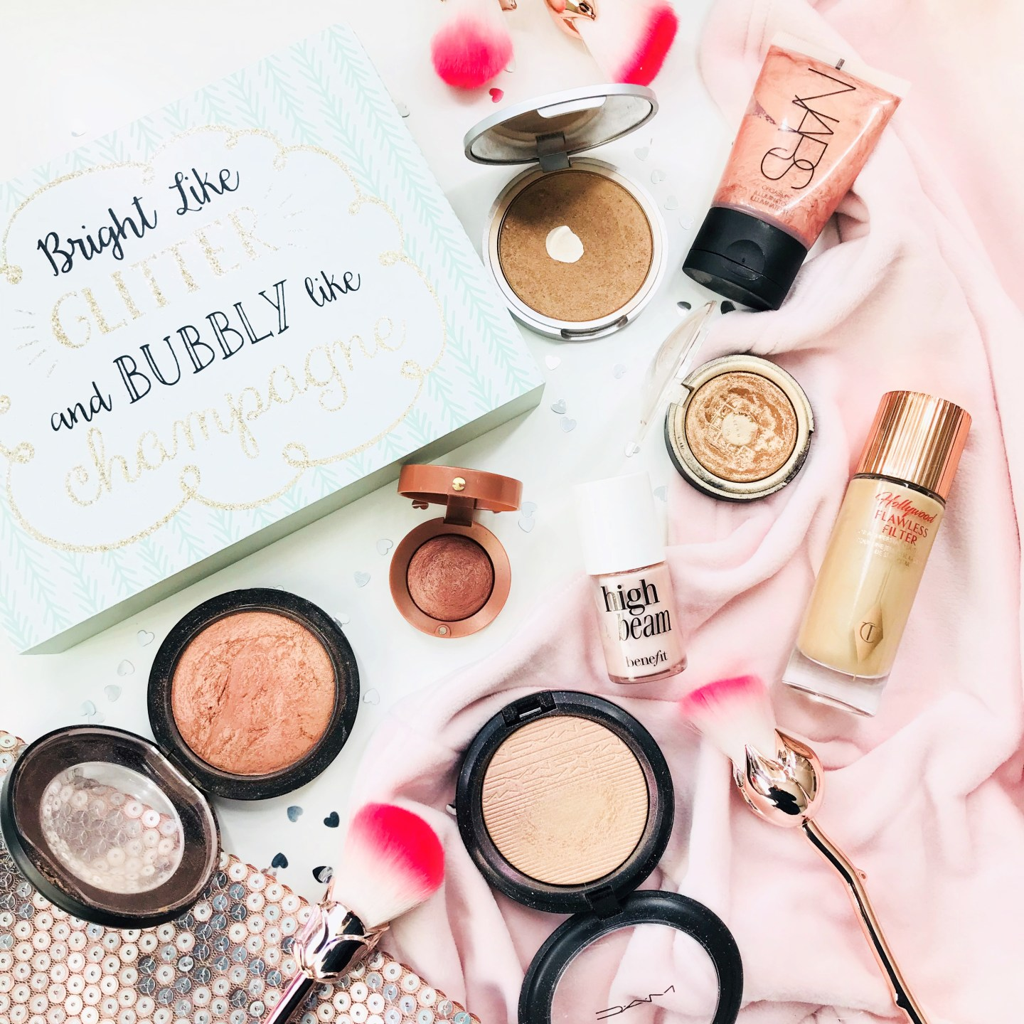 rosy glow products