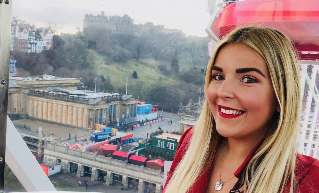 Edinburgh hogmanay 2018