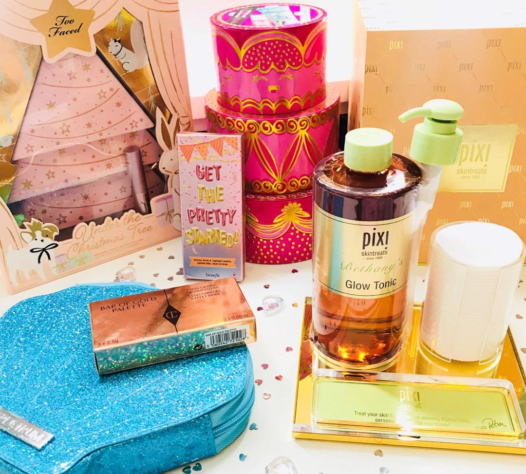 luxury beauty items