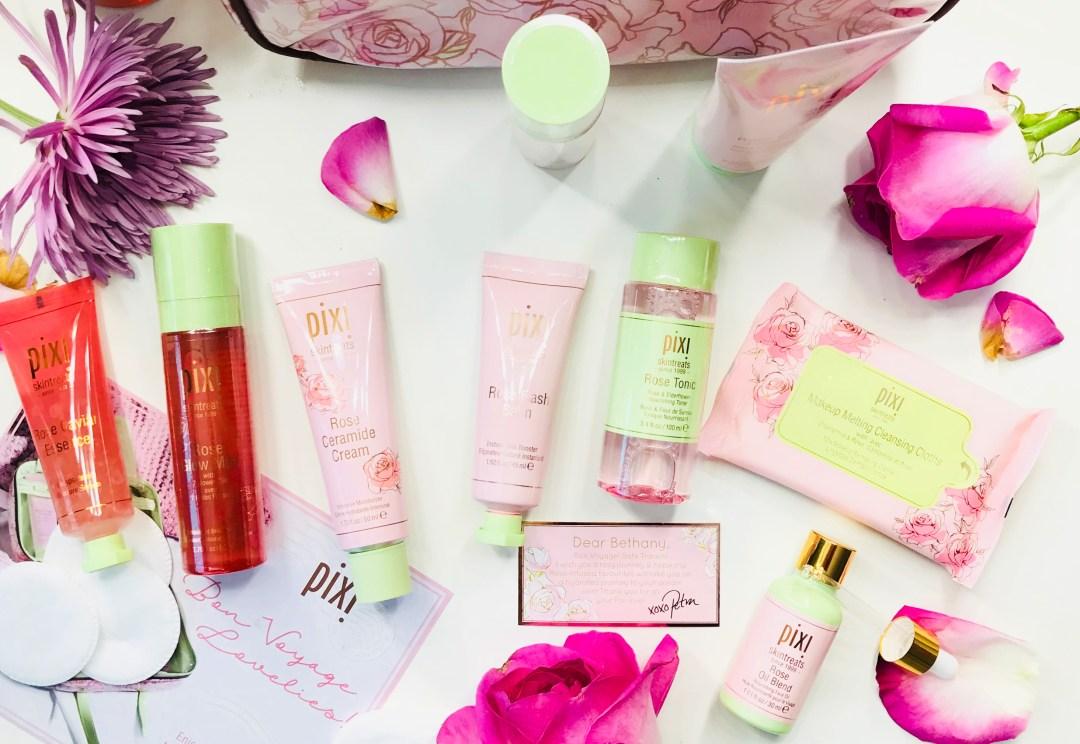 pixi beauty skincare range