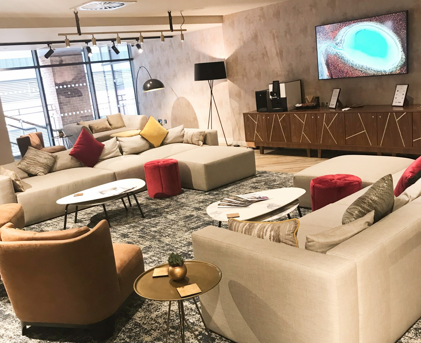residents lounge the forge newcastle