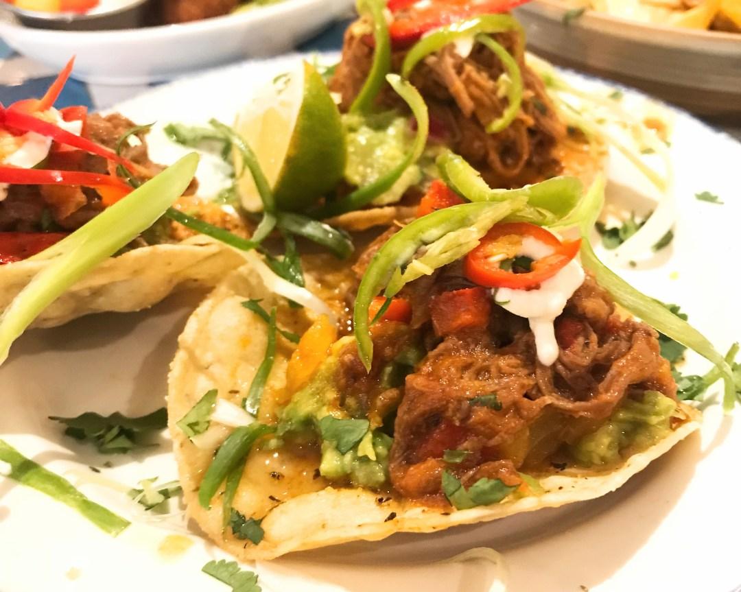 Roasted Pork Tacos