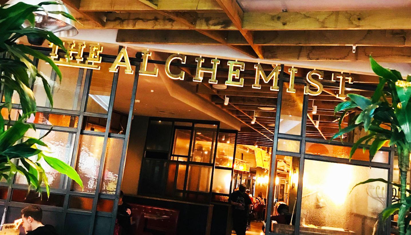 The alchemist newcastle
