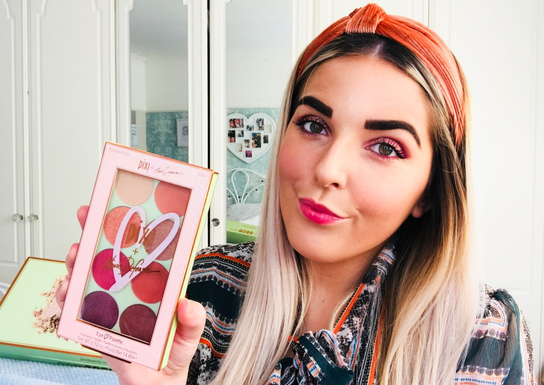 Festive makeup looks with Pixi Beauty + giveaway!