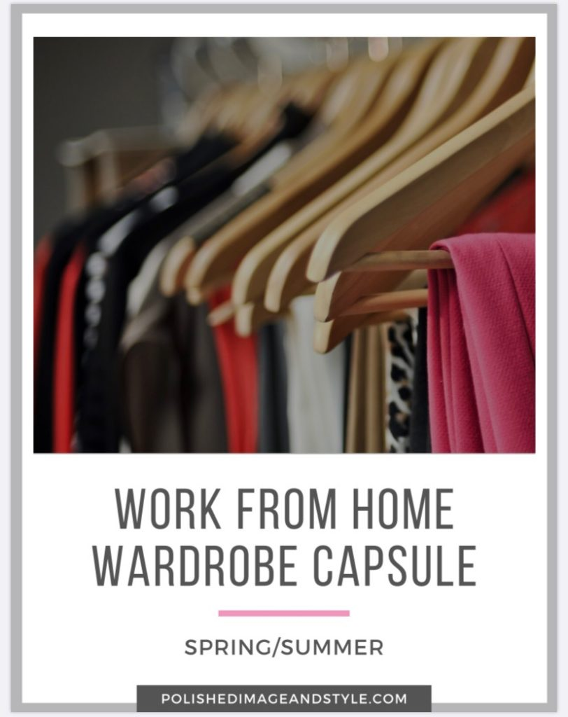 Ebook Cover - Work From Home Wardrobe Capsule