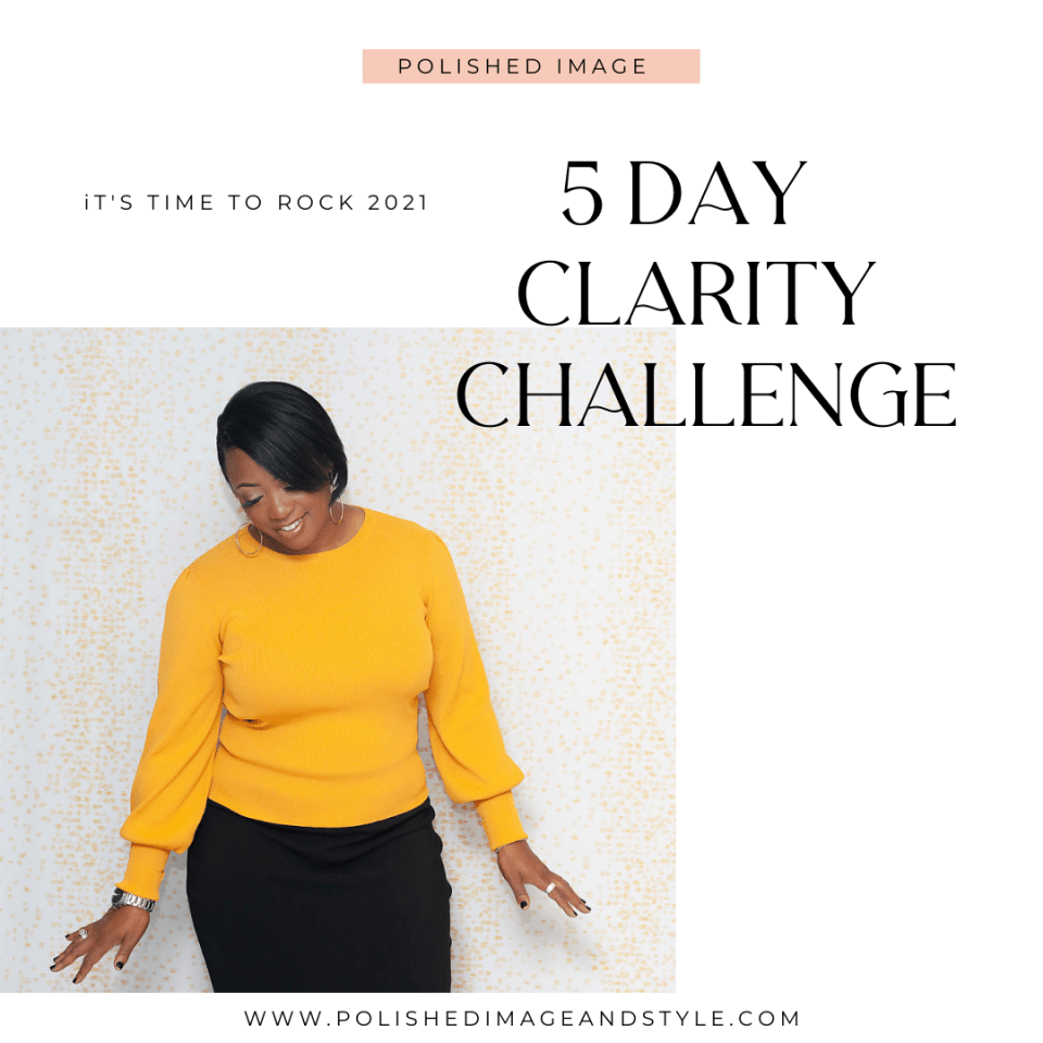 New Year, Better You! Reset and Refocus with the [FREE] 5-Day Clarity Challenge