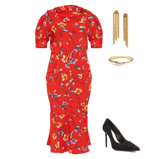 Festive dress date worthy outfits
