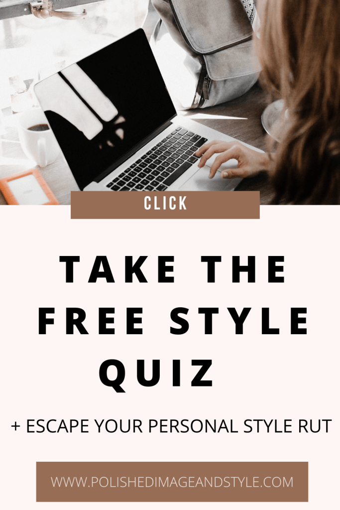 *click* Take the Free Style Quiz + Escape Your Personal Style Rut