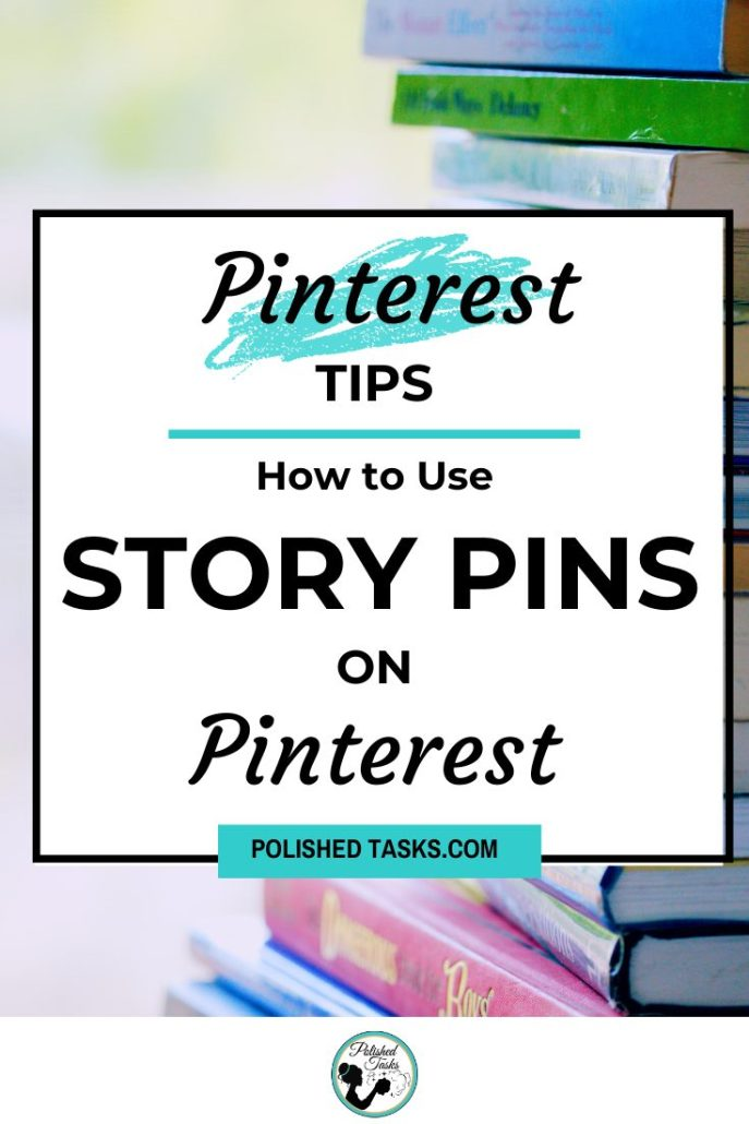 A pin you can pin to a Pinterest board on how to use story pins to increase traffic.