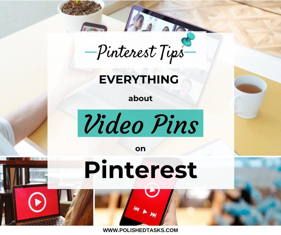 About Pinterest Video Pins