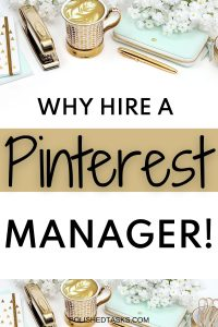 6 Reasons You Need to Hire a Pinterest Management Service Today!