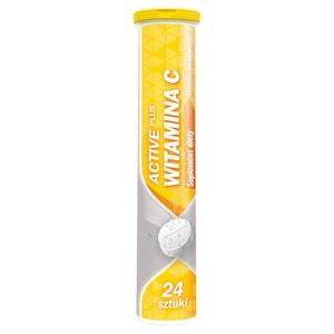 active-plus-suplement-diety-witamina-c-96-g-24-sztuki