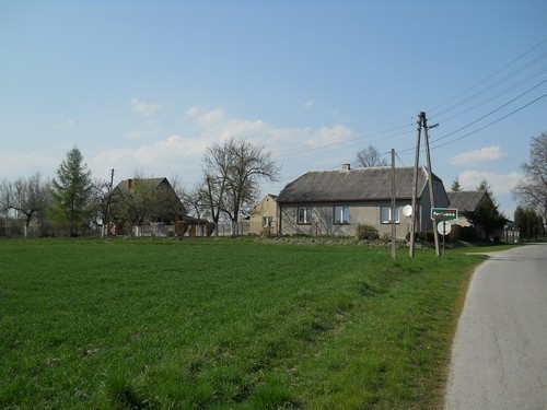 Polish farm house