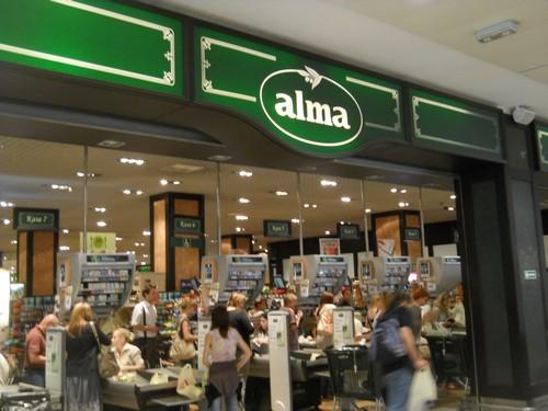 food store Krakow