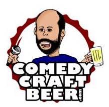 Comedy Craft Beer Night 2018